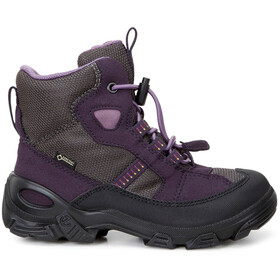 ECCO Snowboarder Chaussures Enfant, Black/Night Shade/Slate